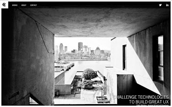 Photo: Site of the Day 25 March 2013 http://www.awwwards.com/web-design-awards/cedric-marteau-portfolio