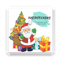 Christmas and New year InstaStickers for Whatsapp icon