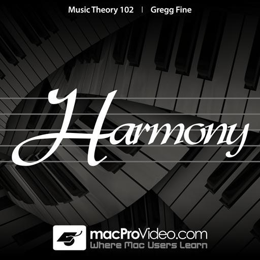 Icon for Music Theory 102 - Harmony