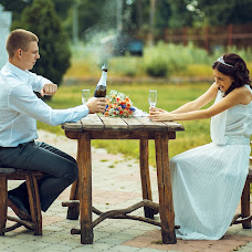 Wedding photographer Aleksandr Gubin (ViSuaL). Photo of 24.06.2013