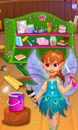 Fairy Town - Magic Treehouse