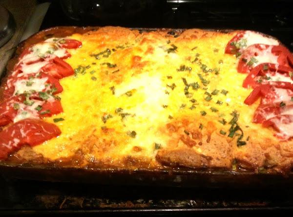 Cheesy Beef & Pork Tamale Dish Recipe