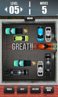 Let Me Out Puzzle - Unblock my car for PC-Windows 7,8,10 and Mac apk screenshot 4