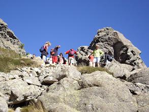 Photo: Le sommet