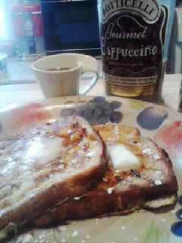 Cappuccino French Toast W/maple Cappuccino Syrup