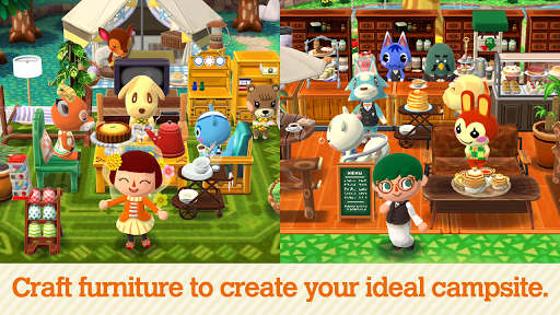 Animal Crossing: Pocket Camp apkpoly screenshots 2