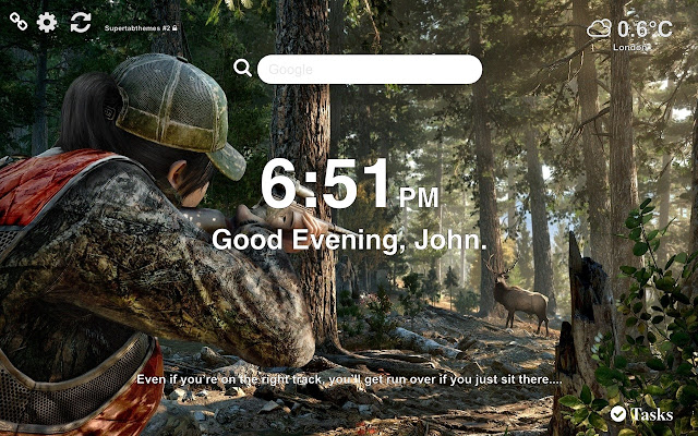 Far Cry 5 Wallpapers and New Tab