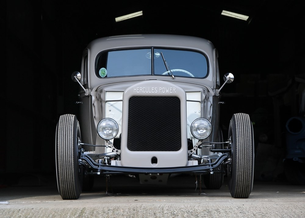 Ford Model A Hotrod Hire Epping