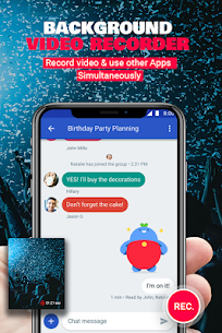 Background Video Recorder – Smart Recorder Video App Download For Android 7