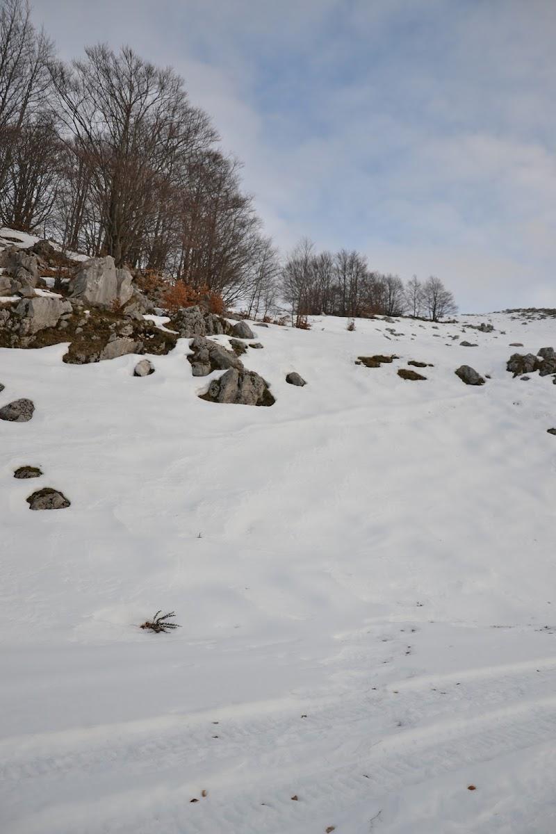 snow land di penzoponza