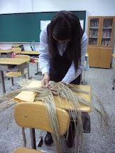 Photo: 20110329藺草編織的創意與技巧001