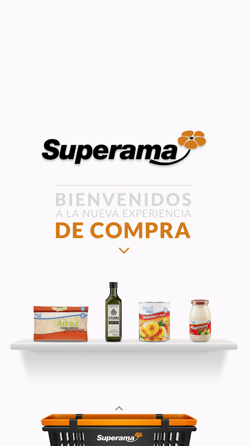 Superama a domicilio- screenshot