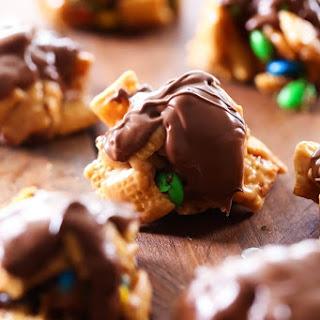 M&M Scotcharoo Cookies