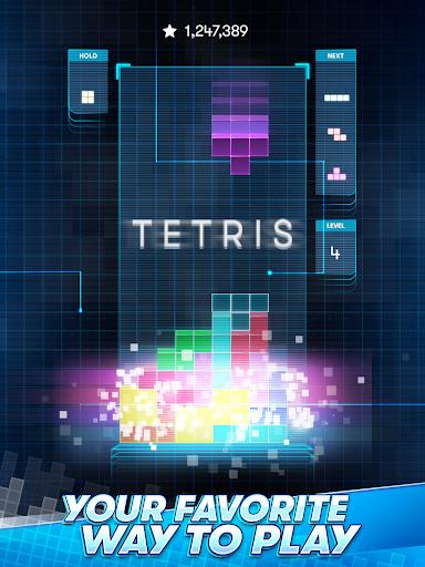 Tetrisu00ae apktram screenshots 7