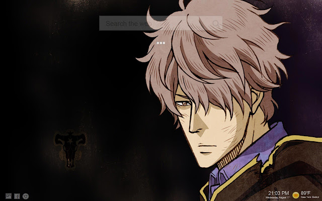 Black Clover Wallpapers & Black Clover Games