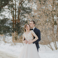 Wedding photographer Olga Galyant (olgagalyant). Photo of 18.02.2018