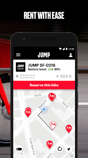JUMP - Bike Share Electrified 1.10.6.2 screenshots 2