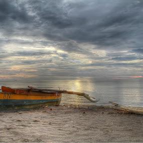 by Coco Bordeos - Transportation Boats