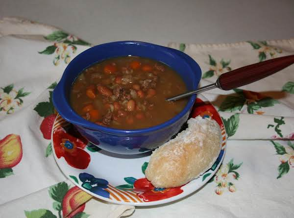 Beef Bean Soup Recipe