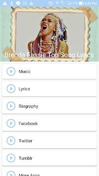 Download Brenda Fassie: Top Songs & Lyrics APK latest