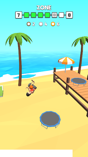 Flip Dunk - screenshot