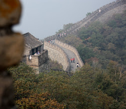 Photo: Day 191 - Out the Other Way on the Great Wall of China #2