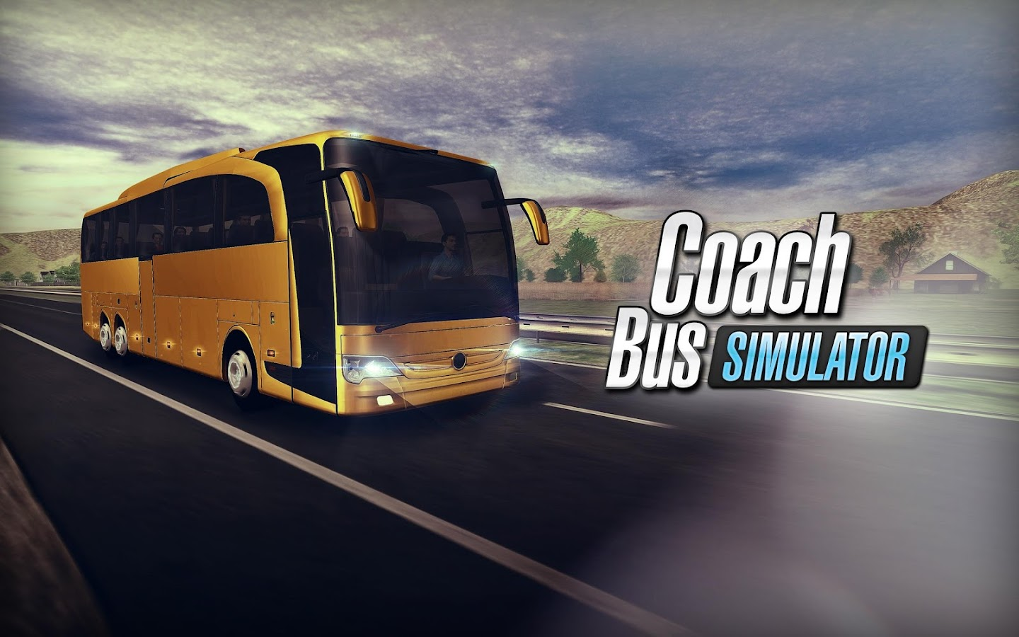 Coach Bus Simulator- screenshot
