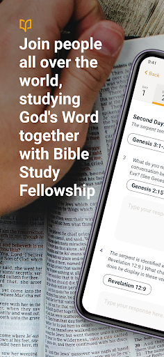 Bible Study Fellowship App screenshot 1
