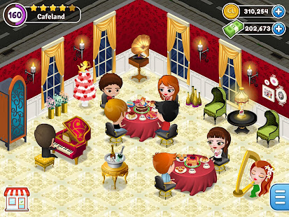 Cafeland World Kitchen 2.1.34 Mod Unlimited Money - 8 - images: Store4app.co: All Apps Download For Android