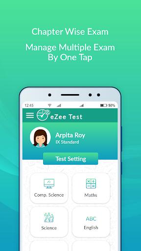 eZee Test -The Test Series App screenshot 5