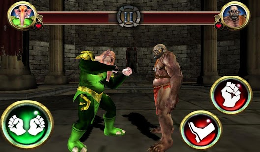 fight of the legends 3- screenshot thumbnail