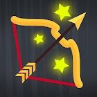 Arco y estrella icon