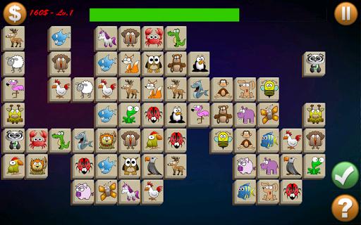 Onet Connect Animal - A Mind Challenger! 4.8 screenshots 1