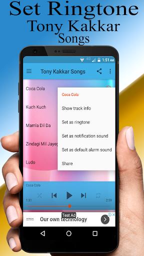 Tony Kakkar Songs 4.1 screenshots 2