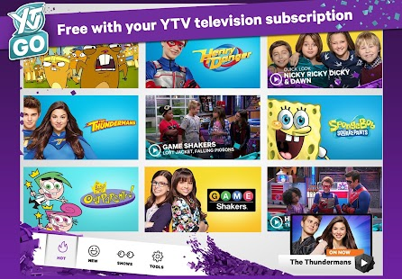 YTVGO- screenshot thumbnail