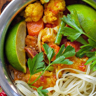 Thai Red Curry in a Hurry