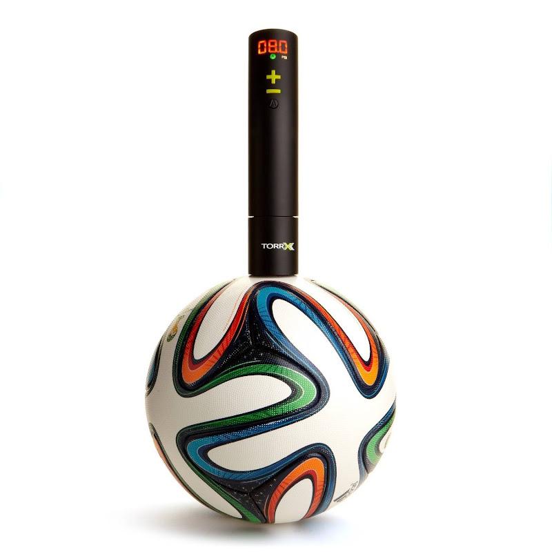 TorrX - Smart ball pump