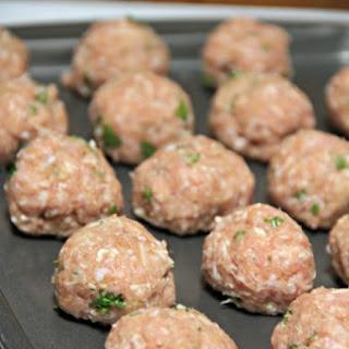 Crock Pot Italian Meatballs