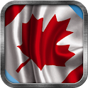 Canadian Flag Live Wallpaper icon