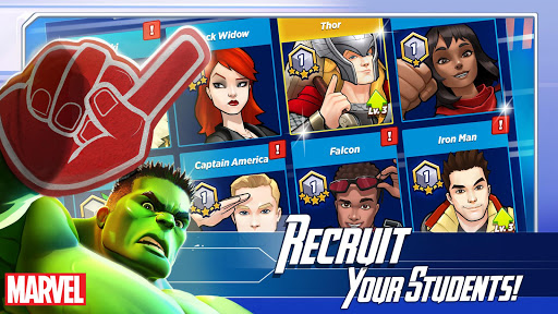 MARVEL Avengers Academy screenshot 3