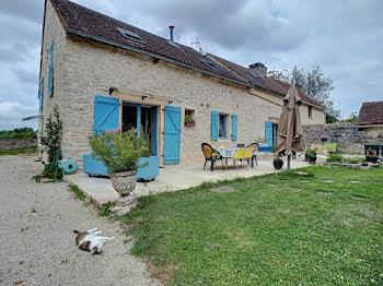 maison à Thédirac (46)