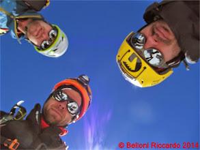 Photo: Ric_IMG_3527 foto di vetta sul Gran Zebru dopo averlo salito dalla Suldengrat