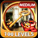 Challenge #52 Dark Castle Free Hidden Object Games icon