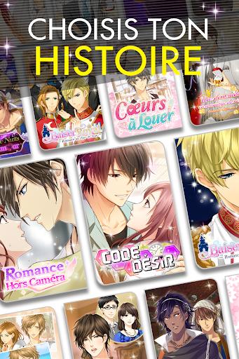 Code Triche Honey Magazine - Otome game gratuit  APK MOD (Astuce) screenshots 3