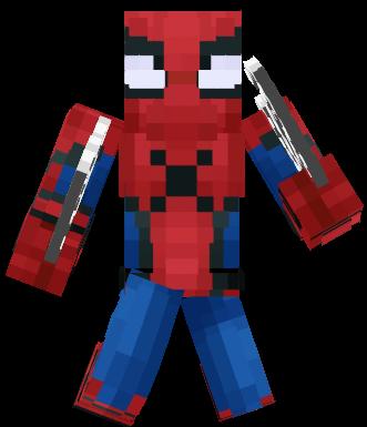 Spiderman From Captain America Civil War