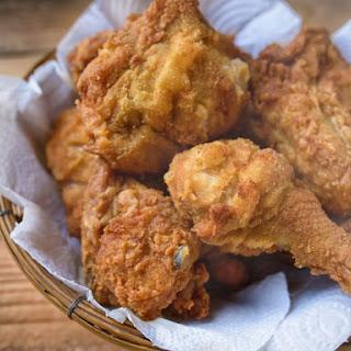 Almost Kentucky Fried Chicken.