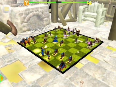 Chess 3D Free : Real Battle Chess 3D Online 10