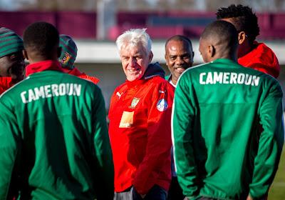 Conflit financier entre Hugo Broos et le Cameroun : La FIFA a rendu son verdict