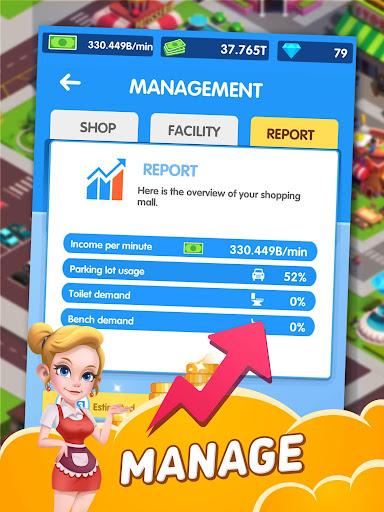 Idle Shopping Mall screenshot 10