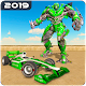City Formula Car Robot Transform Robot Car Games